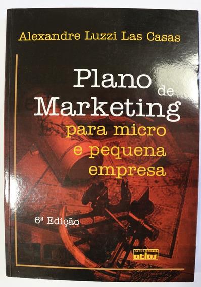 Plano De Marketing Para Micro E Pequena Empresa - Las Casas