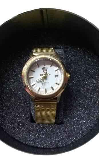 Reloj Color Dorado Rolex