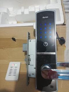 Cerradura Bluetooth