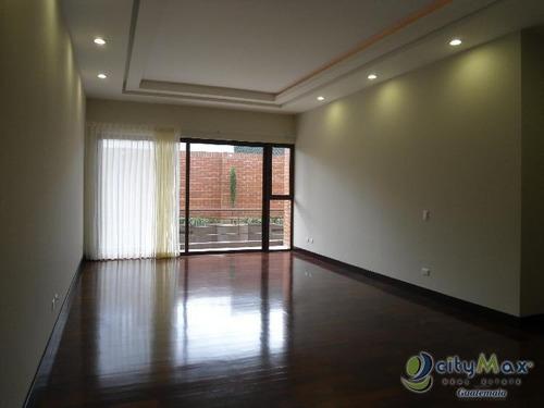 Apartamento En Renta En Primer Nivel Zona 14 Guatemala - Paa-009-11-13