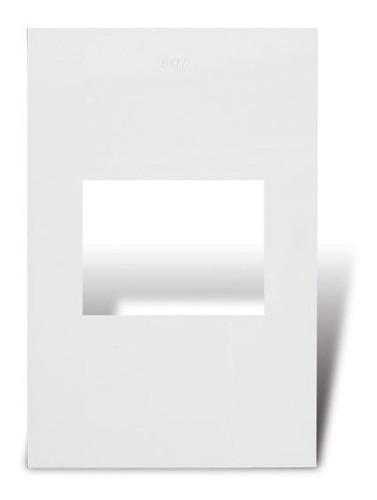 Imagen 1 de 4 de Cambre - Tapa Lujo 1 Toma C/polo A Tierra Siglo Xxi