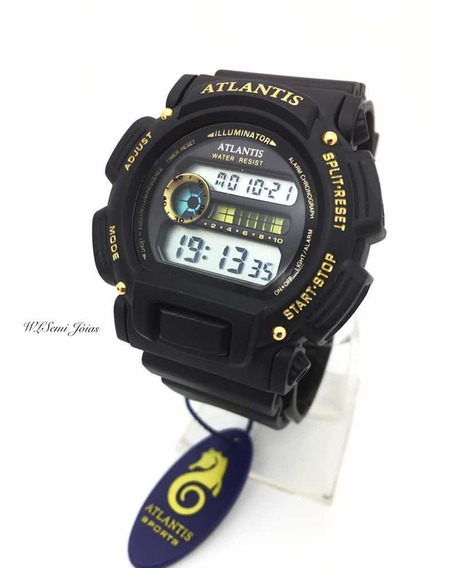 Relogio Atlantis T-fource 7312g Blindage