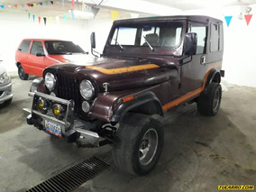 Jeep Cj Cj7 Llanero