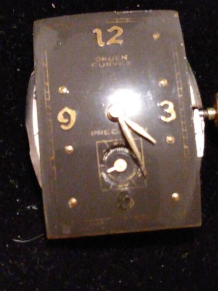 Reloj Gruen Curvex Vintage Para Proyecto