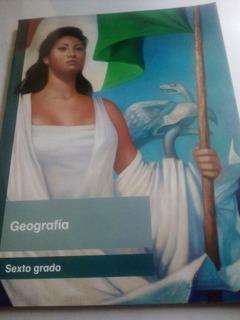 Geografía Sexto Grado Sep Texto 2014