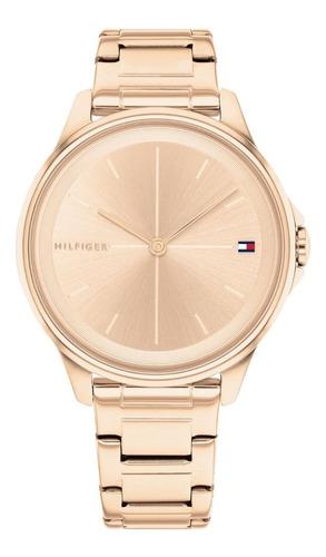 Imagen 1 de 8 de Reloj Tommy Hilfiger Delphine De Mujer Rosé 1782354