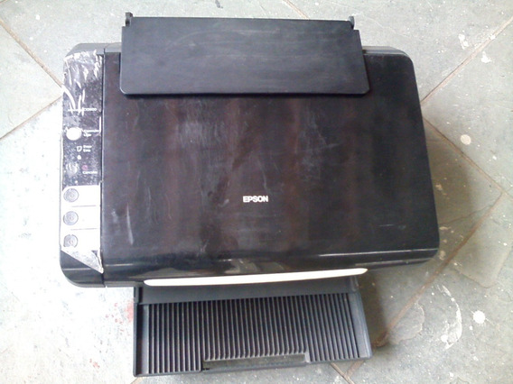 Impressora Multifuncional Epson Cx 5600 Ligando Leia.