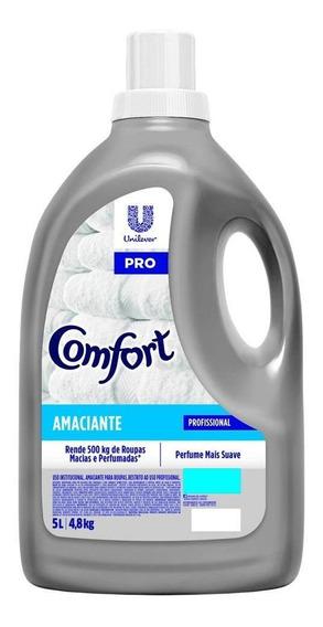 Amaciante Diluído Comfort Profissional 5l