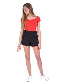 Blusa Body Vermelho