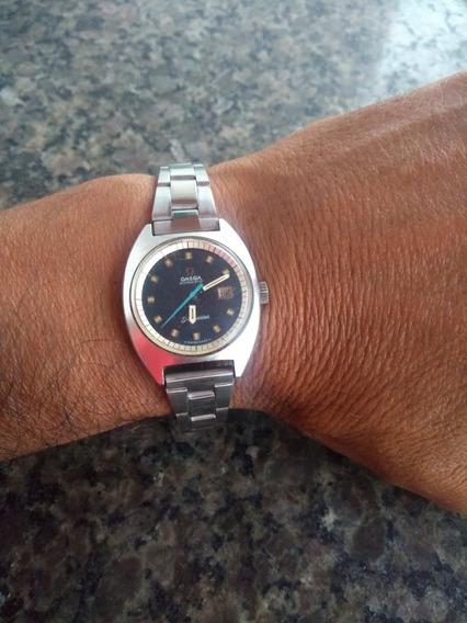 Relógio Omega Seamaster Funciona A Corda