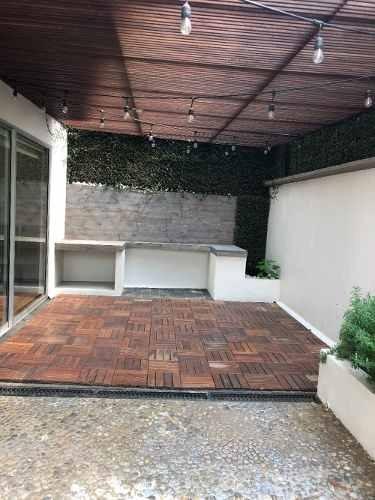 Venta - Hermoso Garden House Parte Baja Las Águilas