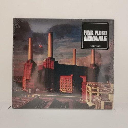 Pink Floyd Animals Cd Nuevo Us Musicovinyl