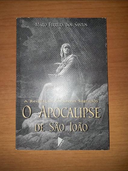 Apocalipse De São João - Mário Ferreira Santos - Frete R$11
