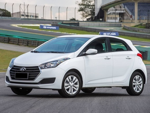 Hyundai Hb20 Hb20 1.0 Vision Manual