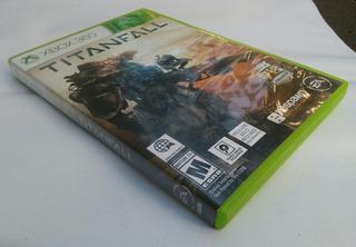 Titanfall Juego Xbox 360 Original Ntsc . Muy Buen Estado