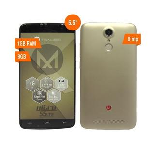 Remato Smartphone Maxwest Nitro 55lte, 5.5 720x1280, Android