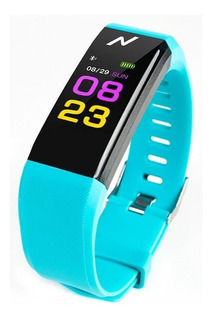 Reloj Pulsera Smart Digital Led Pro Bluetooth Sport Cardio Lector De Whatsapp Y Mensajes De Texto