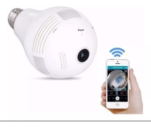 Câmera Panorâmica 360 (ios E Android)