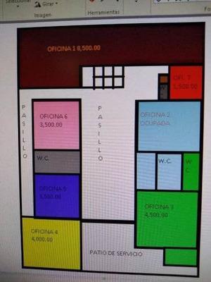 (crm-3608-251) Oficinas En Renta En Toluca