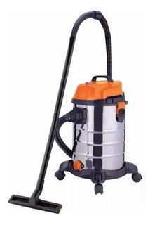 Aspiradora Industrial 25lts Polvo Y Agua Lusqtoff La2501 M M