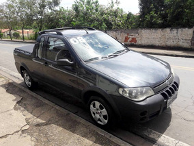 Fiat Strada 1.4 Fire Ce Flex Completa -ar Financiamos