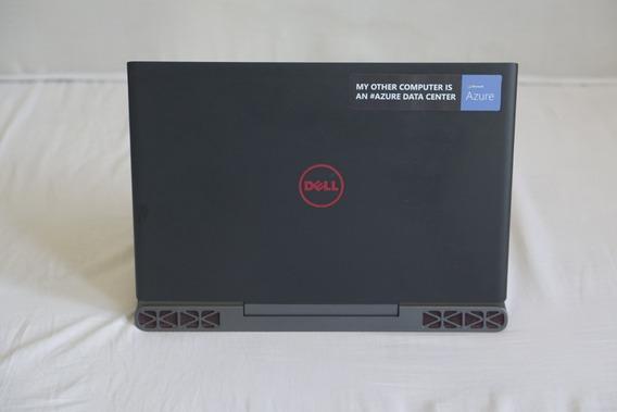 Notebook Dell Inspiron 15 I7 7700hq 16gb Gtx1050ti 128m2 1tb