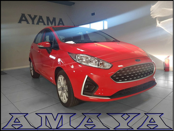 Ford Fiesta 1.6 Se Mt Amaya