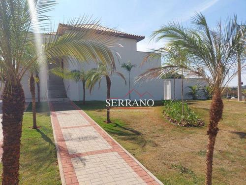 Casa À Venda, 463 M² Por R$ 2.100.000,00 - Residencial Florisa - Limeira/sp - Ca0653