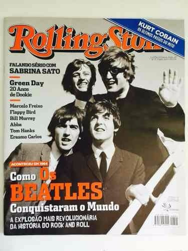 Revista Rollingstone - 2014 - Beatles - Vanessa Da Mata