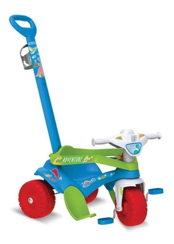 Triciclo Motoka Adventure - 841 Bandeirante