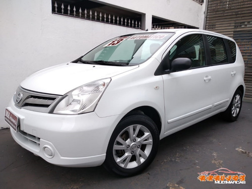Nissan Livina S 1.6 16v Flex At - 2013