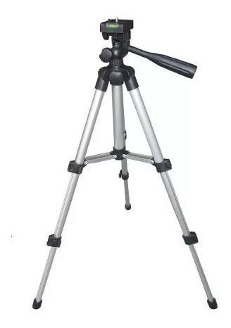 Tripé Profissional 1,20m P/ Canon T2 T3 T4 T5 T6 T6s