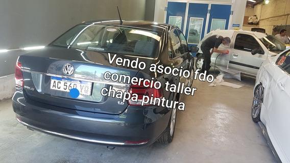 Taller Chapa Pintura Ruy Buena Ubicacion Venta Fondo Come I