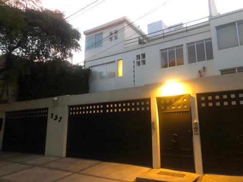 Casa En Renta Condominio Horizontal Romero De Terreros