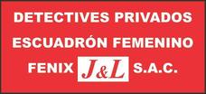 Detectives Femeninos Escuadron Fenix