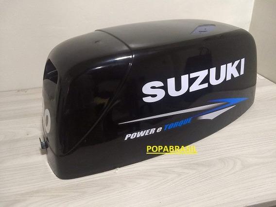 Capo Para Motor De Popa Suzuki De 30 Hp Novo Paralelo