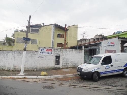 Imagem 1 de 6 de Venda Terreno - Jardim Maria Helena, São Paulo-sp - Rr1647