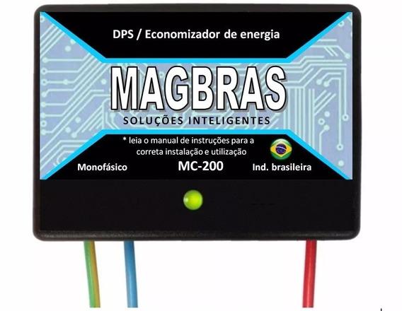 Economizador De Energia Monofásico Proteção/dps