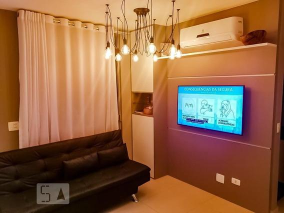 Apartamento Para Aluguel - Vila Augusta, 1 Quarto, 39 - 893116757