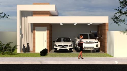 Imagem 1 de 8 de Projeto 3qtos - Arq+hidr+eletr+aprovação Prefeitura Ea-145