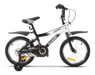 Bicicleta Infantil Aro 16 Kawasaki Mx3