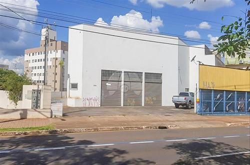 Imagem 1 de 8 de Barracão - Comercial - 56516