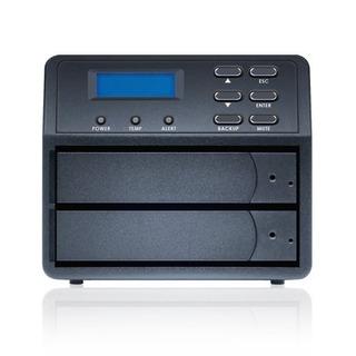 Avastor HDX1500 3TB FW800 eSATA USB 3.1 External Hard Drive