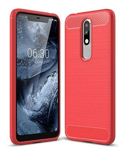 Funda Nokia 5.1 Plus + Templado Real - Kit - Primera Calidad
