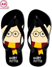 Chinelo Harry Potter