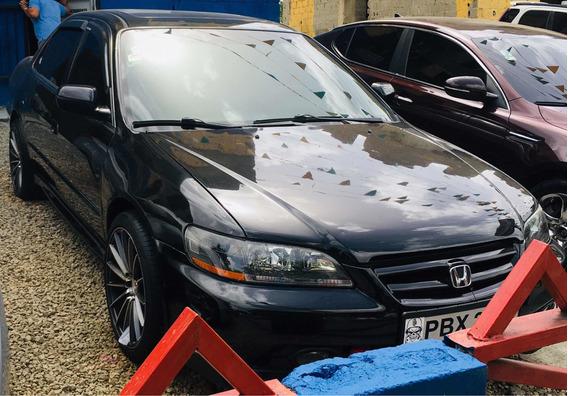 Honda Accord 2001 Ex-l Full