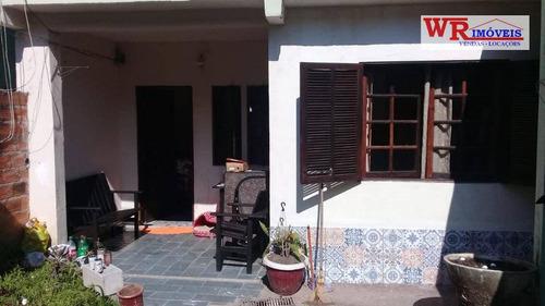 Imagem 1 de 7 de Casa Com 3 Dormitórios À Venda, 90 M² Por R$ 297.000,00 - Rio Grande - São Bernardo Do Campo/sp - Ca0293