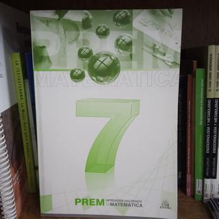 Libro Prem 3 Matemática Primaria Unr