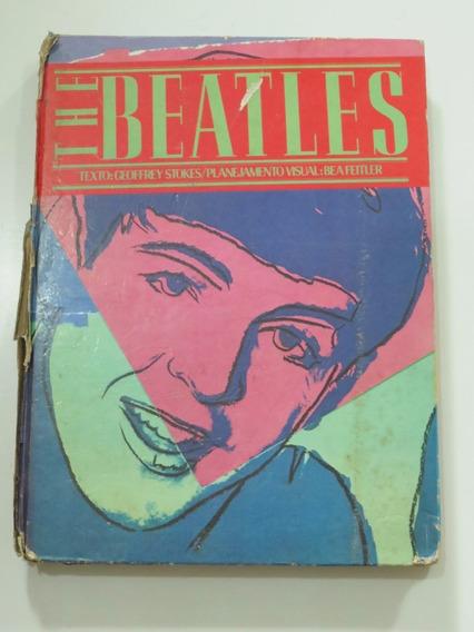 Livro The Beatles - Geoffrey Stokes- 1980