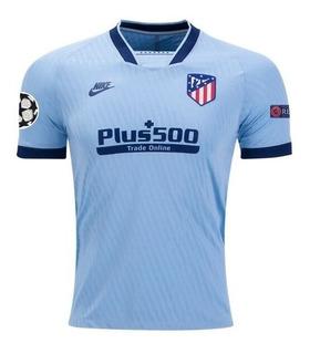 Camisa Do Atletico De Madrid 2019/2020 Lançamento